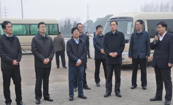 省发改委副主任姜四清一行莅临方略陆港集团考察调研充分肯定方略在服务业发展方面的探索与成效