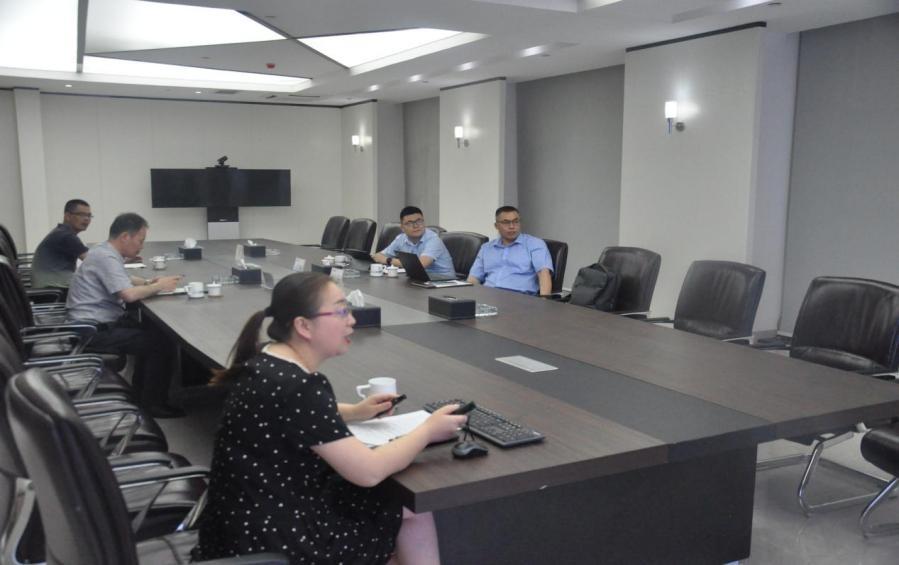 欧冶工业品股份有限公司经理祁峰...