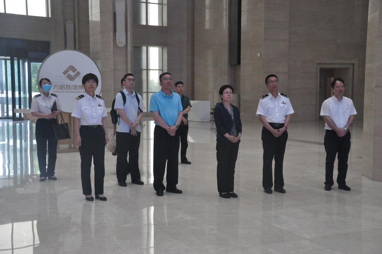 太原海关政治部主任、副关长张彦...