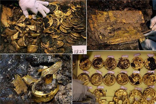 故宫将参与修复西汉海昏侯墓出土文物